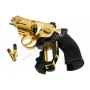 "Пневматический револьвер Dan Wesson 2.5"" GOLD"