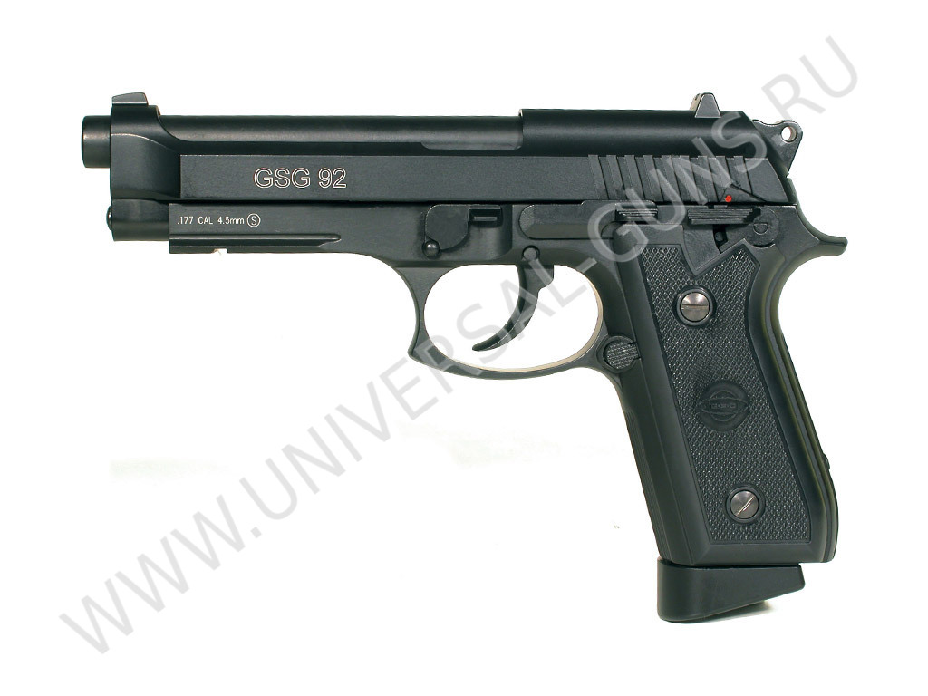 Gsg 92 blow back